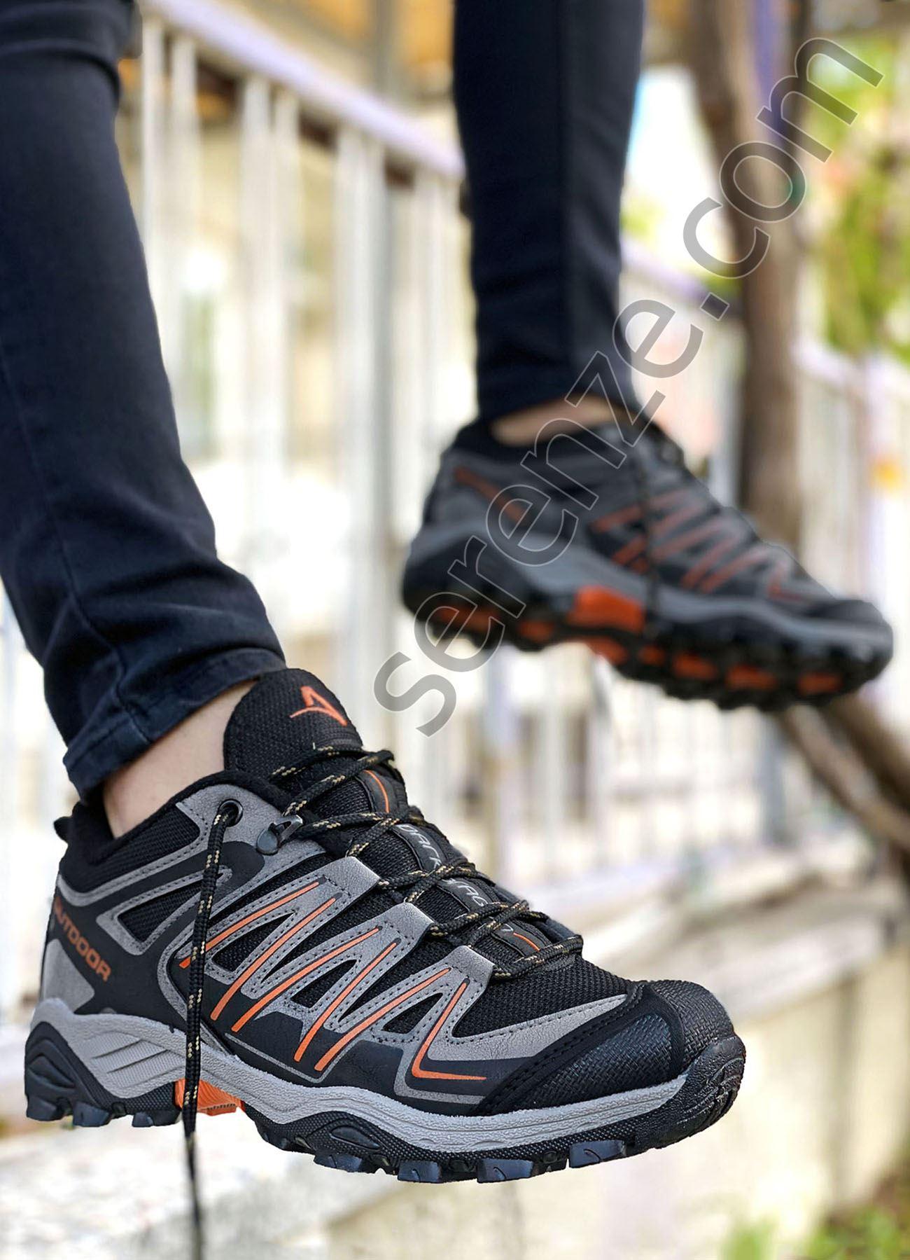 Füme HardDuty Erkek Trekking Ayakkabı