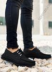 Siyah Kancalı Erkek Klasik Ayakkabı