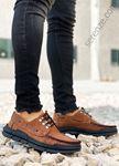 Taba Kancalı Erkek Klasik Ayakkabı